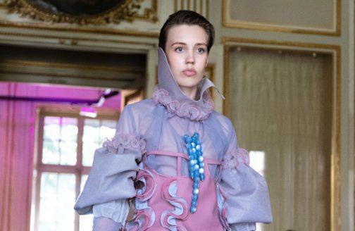 Eine Der Besten Modeschulen Der Welt Inna Thomas Fashion Design Institut In Dusseldorf Wird Zehn Jahre Alt Petersburger Dialog